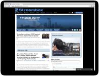 Streambox Community Page