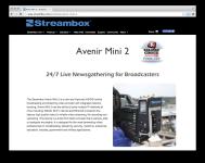 Avenir Mini 2 Page